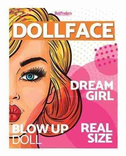 Doll Face Female Sex Doll