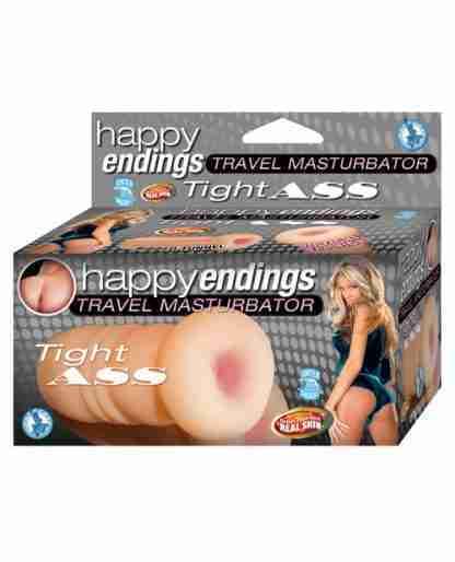 Happy Ending Travel Masturbator Tight Ass - Flesh