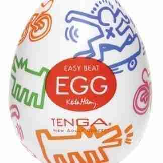 Keith Haring Tenga Egg - Street