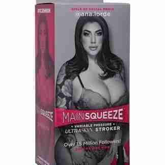 Main Squeeze Girls of Social Media ULTRASKYN Pussy Stroker - @ana.Lorde