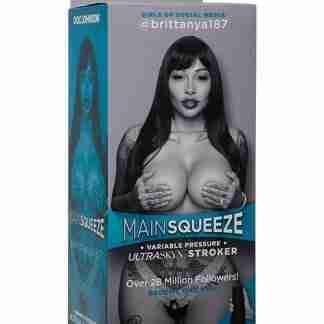 Main Squeeze Girls of Social Media ULTRASKYN Pussy Stroker - @brittanya187