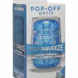 Main Squeeze Pop Off Optix - Crystal Blue