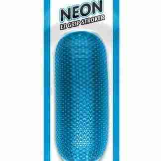 Neon Luv Touch EZ Grip Stroker - Blue