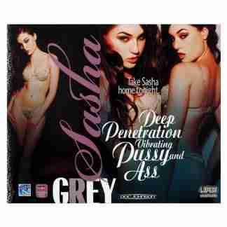 Sasha Grey Deep Penetration Ultraskyn Vagina & Ass