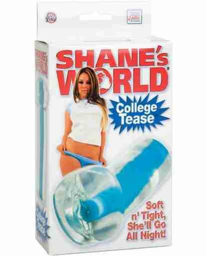 Shane's World College Tease - Blue