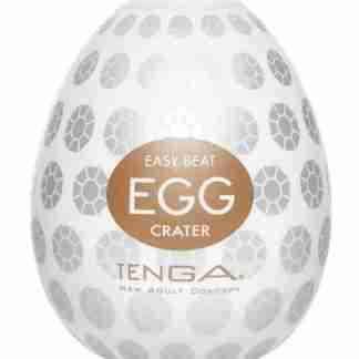 Tenga Hard Gel Egg - Crater