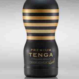 Tenga Premium Vacuum Cup Hard - Black