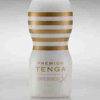 Tenga Premium Vacuum Cup Soft - White