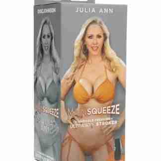 Main Squeeze ULTRASKYN Pussy Stroker - Julia Ann