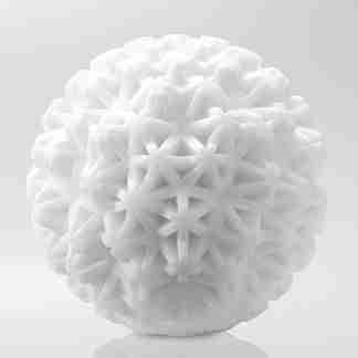 Tenga GEO Coral - White