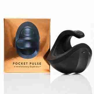 Hot Octopuss Pocket Pulse - Black