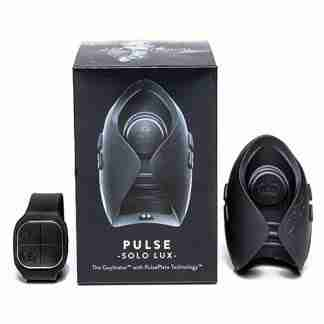 Hot Octopuss Pulse Solo Lux - Black