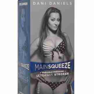Main Squeeze Pussy Masturbator - Dani Daniels
