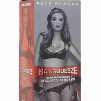 Main Squeeze Pussy Masturbator - Faye Reagan