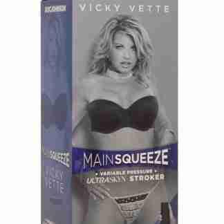 Main Squeeze Pussy Masturbator - Vickie Vett