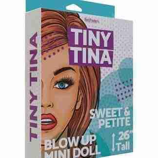 """Tiny Tina 26"""" Blow Up Doll"""