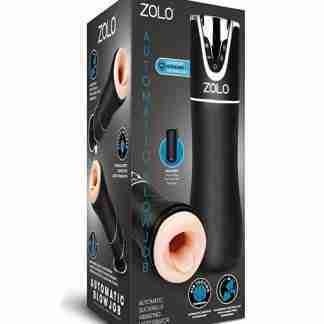 ZOLO Automatic Blowjob - Ivory