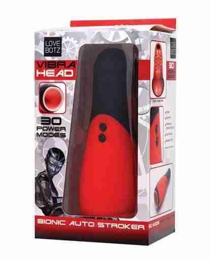 Lovebotz Vibra Head Bionic Auto Stroker