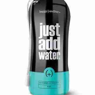 Just Add Water Shower Ass - Tan