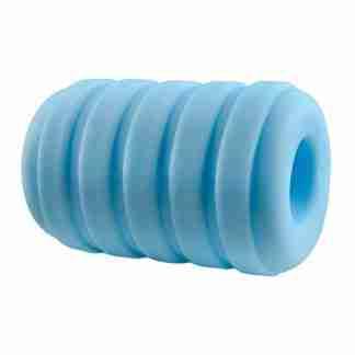 Rock Candy The Taffy Puller Pleasure Sleeve - Blue